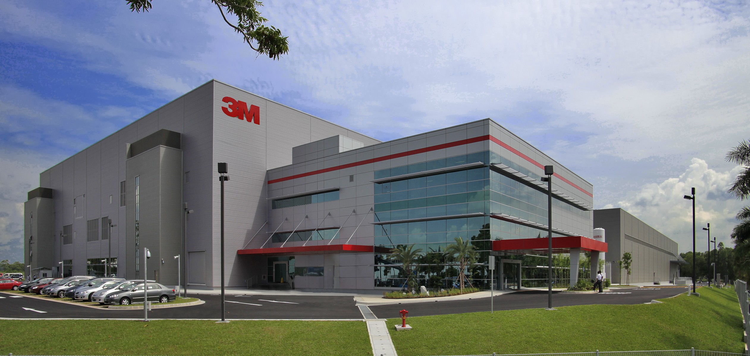 3M Tuas Coating Facility